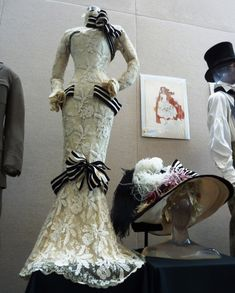 "Audrey Hepburn's dress from ""My Fair Lady"""