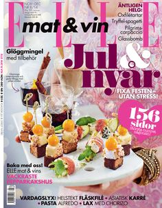 Elle mat & vin II Photo Ulrika Ekblom II Food styling Liselotte Forslin