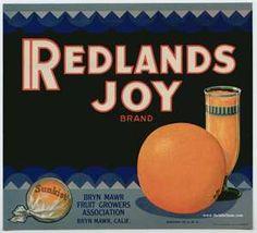 Orange label