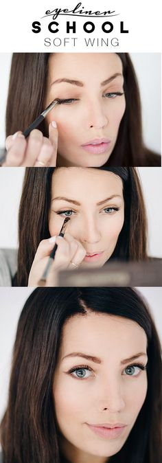 Eyeliner School: the softwing