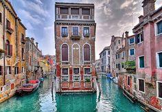 Ongeloofelijk Venetie