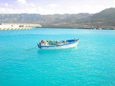 Of the most beautiful beaches Libya