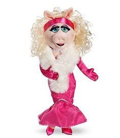 The Muppets Exclusive 19 Inch DELUXE Plush Figure Miss Piggy Disney http://www.amazon.com/dp/B0062DEN7A/ref=cm_sw_r_pi_dp_ecn7tb18TBVAH