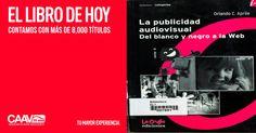 """""""Combinar la publicidad tradicional con las nuevas de doble o triple vía (interactivas)"""" #BibliotecaCAAV  #Pontealeer"""