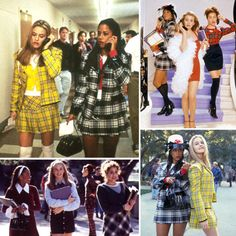 Clueless Movie Halloween Costume Inspiration 2012 | POPSUGAR Fashion