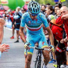 Giro d'Italia 2016. 20^Tappa, 28 maggio. Guillestre (FRA) > Sant'Anna di Vinadio. Vincenzo Nibali (1984)