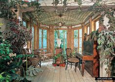 Image result for russian 19th century dacha interiors