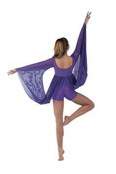 InStockDanceCostumes: Ballet Contemporary Costume Details