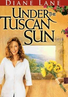 Under the Tuscan Sun (2003) After divorcing her cheating husband, Frances Mayes tries to overcome her depression and writer's block by taking a vacation to Tuscany. Charmed by the location, she impulsively decides to buy a villa there.
