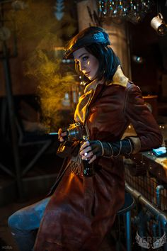 Piper - Fallout 4 cosplay by on DeviantArt Fallout New Vegas, Fallout Art, Fallout 4 Piper, Fallout Concept Art, Fallout Funny, Fallout 4 Cait, Fallout Posters, Fallout Cosplay, Fallout Costume