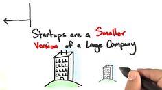"""Steve Blank. UniMOOC (L1A.03) """"Las Startups no son empresas tradicionales"""". Crea tu Startup"""