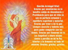 #Decreta de la mano del #Arcángel #Uriel https://www.facebook.com/centrodeluzdelangel/