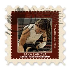 Did you know that the No. 1-Rated Female Mixed Martial Artist (MMA) in the World calls Salem County home? Born in Cherry Hill in 1978 to Carmen and Charlene LaRosa, owners of La Rosa Greenhouses, and raised in Woodstown, NJ, Tara LaRosa is a professional female mixed martial artist who previously fought in BodogFIGHT. She was the first and final BodogFIGHT 135 lbs champion.
