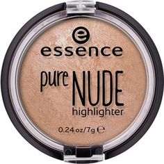 pure NUDE highlighter 10 be my highlight - essence cosmetics