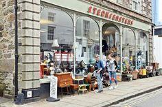 Südengland Roadtrip von Kent bis Cornwall | Vintage Shopping Penzance                                                                                                                                                     Mehr