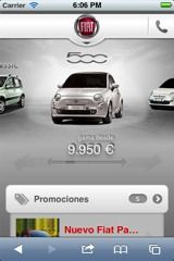 love the Fiat mobile UI. Found it on jQuery Mobile Examples - JQM Gallery
