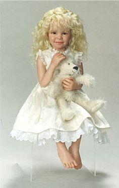 Sarah Niemela Dolls - Julia