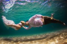 Shooting Couples Underwater with Nick Pugay