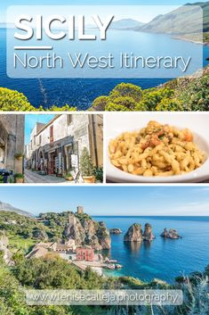 An itinerary covering the north west coast of Sicily in Italy visiting Scopello, San Vito lo Capo, Castellammare del Golfo and Erice Solo Travel Tips, World Travel Guide, Italy Travel Tips, Rome Travel, Packing Tips For Travel, Greece Travel, Travel Destinations, Europe Packing, Packing Lists