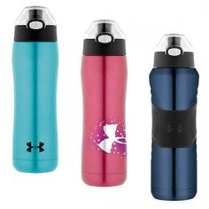 Under Armour Water Bottle -- The MOST awesome water bottle, ever...SOOO TRUE! - ANN