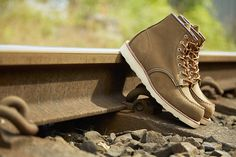 Red Wing – The Great American Workboot.