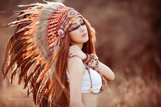 Linh Indian American by Toan Quach on 500px