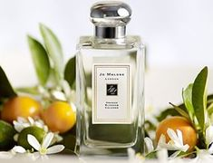Jo Malone Orange Blossom Cologne. I like it. A toss up between this and French Lime, love most all of them though,