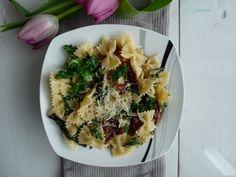 Makarony - I LOVE LIFE Pasta Salad, Ethnic Recipes, Food, Crab Pasta Salad, Essen, Meals, Yemek, Eten