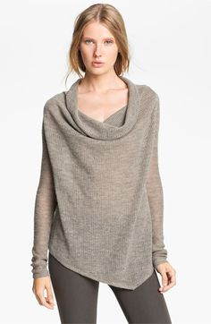 HELMUT Linen Blend Sweater available at #Nordstrom