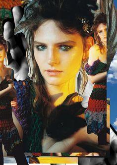 Oyster Fashion: Cut N Paste Shot by Gadir Rajab | Fashion Magazine | News…