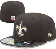 New Orleans Saints Black New Era 2012-2013 Sideline 59FIFTY Fitted Hat   34.99 http  7a856c3830d