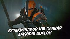 Arrow - Exterminador vai ganhar episódio duplo!! https://youtu.be/ZtnwvOW2CBU
