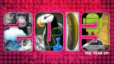 50 Things 2013 Will Be 'the Year of'