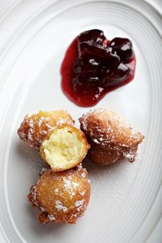 Hanukkah recipes: Latkes, doughnuts