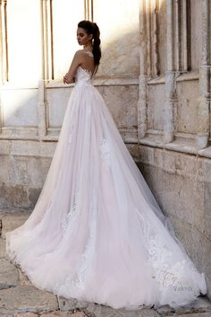 ELISA Wedding Dress by TINA VALERDI