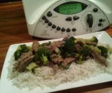 Ginger Beef & Broccoli Stir Fry   Official Thermomix Recipe Community
