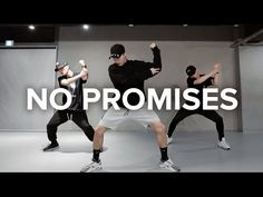 No Promises - Cheat Codes ft. Demi Lovato / Junsun Yoo Choreography - YouTube