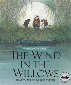 Image detail for -Wind in the Willows Book Cover