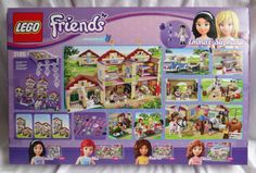 LEGO® Friends Summer Riding Camp 3185
