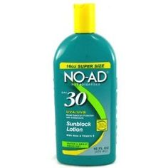 Discount No-Ad No-Ad Sunblock Lotion Spf 30, 16 oz The best prices online - http://savepromarket.com/discount-no-ad-no-ad-sunblock-lotion-spf-30-16-oz-the-best-prices-online