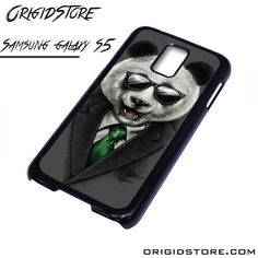 Agent Panda Cool Case For Samsung Galaxy S5 Case