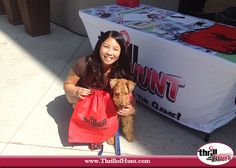 Yes, the dog scavenger hunt in San Diego was a blast... looking forward to next year! #UTCMall #ScavengerHunt