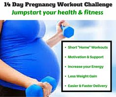 Facebook Twitter Google+ Pinterest Email  Welcome my PREGO friend! I'm so glad that you are up for doing this 14 Day Jumpstart your Health & Fitness Pregnancy Challenge! You are about to totally change the way you LOOK and FEEL 🙂 I know from experience with 2 pregnancies myself and because I've worked with…