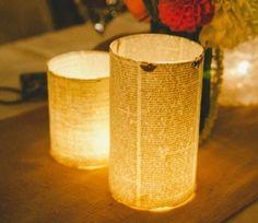 Ideas: Book Themed Wedding « Weddingbee Boards