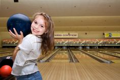 Summer Fun Day #33: Go bowling with the kids for free