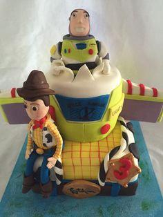 Torta toys story
