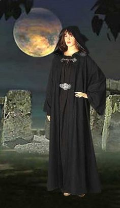 Druid Robe Pagan Robe Newgrange Robe Robe