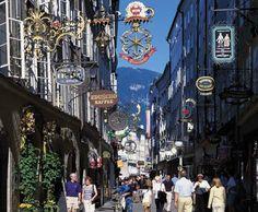 Austria-Salzburgo