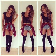 Beyoncé Concert Fashion