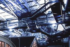 Le Fresnoy National Studio for Contemporary Arts, Bernard Tschumi
